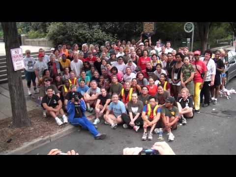 Philly Fun Run - WMA Convention 2012 - Whole Video from start to finish.