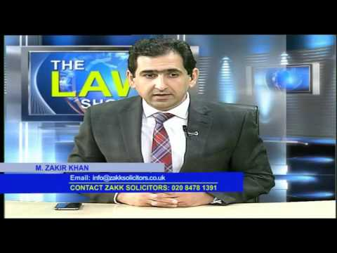 The Law Show with Zakir Khan 4th April 2017