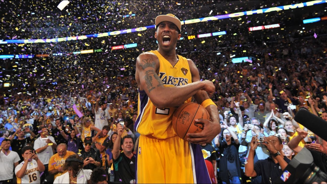 Kobe Bryant s Top 10 Moments As A Laker! - YouTube 9bd0ede0a
