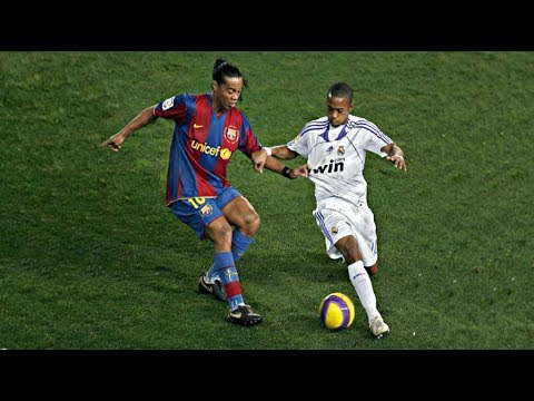 "Robinho Humiliates Great Players ● HD  ""Credits: mr bundesteam"""