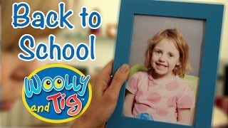 Woolly and Tig - The School Photo | 60+ minutes | Back to School