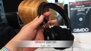 ポタフェス2018:GRADO GW100 Wireless thumbnail