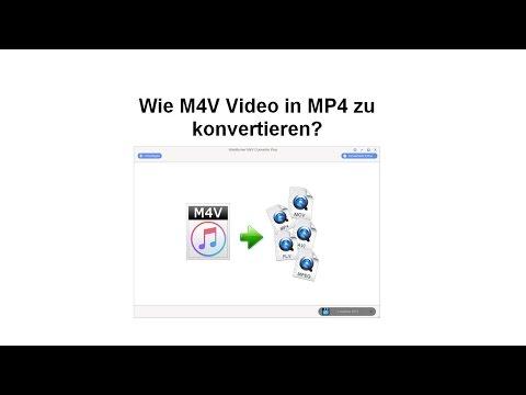 NoteBurner M4V In MP4 Konverter