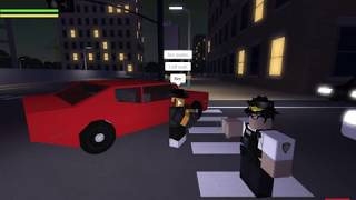 New York City (Roblox)-Cop gets salty and abuses power!