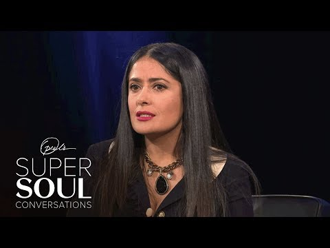 Salma Hayek Pinault Accepts Harvey Weinstein's Apology | SuperSoul Conversations | OWN