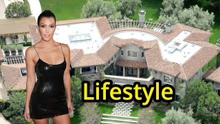 Kourtney Kardashian's Lifestyle, Biography, Boyfriends, Net Worth, House, Cars ★ 2020