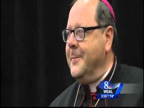 Bishop Edward Malesic, WGAL Interview.