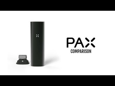 PAX 2 VS PAX 3 Comparison Video | Discount Code for PAX Vaporizer! | NYX ECIGS