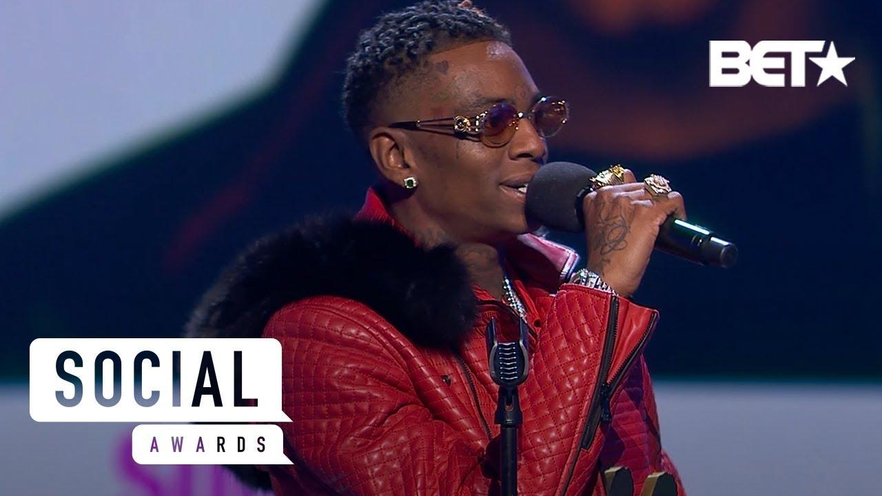 Soulja Boy Wins Social Verified Award! | Social Awards 2019