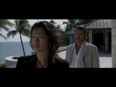 Bellissima scena di Miami Vice con offshore