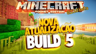 Minecraft PE 0.13.0 Build 5 - APK DOWNLOAD