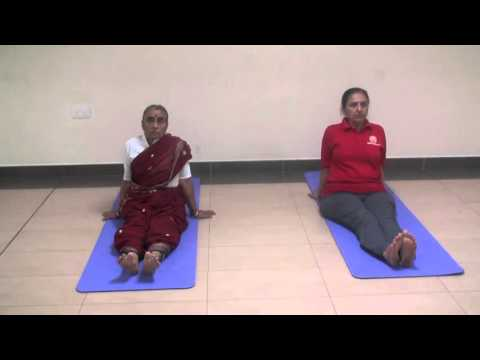 senior citizens yoga(yogatherapy4all)