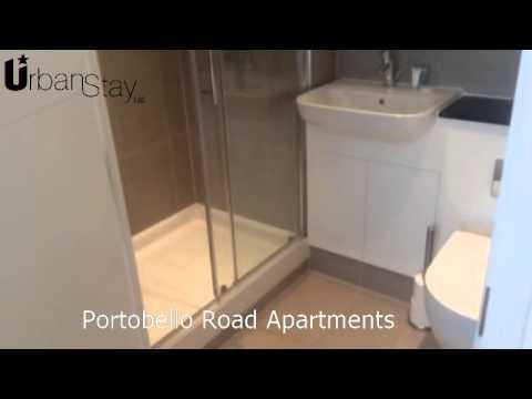 Urban Stay Apartment Walkthrough - 2nd Portobello Road Serviced Apartments, Notting Hill