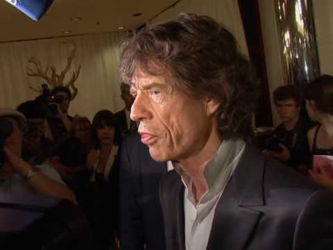 Stone rolls into Cannes to remember 1972 exile