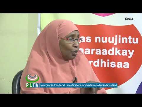 Barnaamijka Wacyigalinta HIV AIDS PuntlandTV