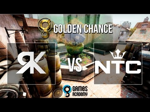 Golden Chance #1 - RampageKillers vs.  NTC (Mapa 5 - Inferno) - Grande Final