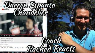 Vocal Coach Reaction & Analysis - Darren Espanto - Chandelier - Wishbus