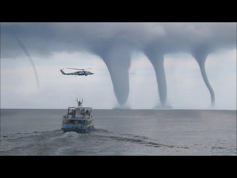 10 Most DANGEROUS Natural Disasters!