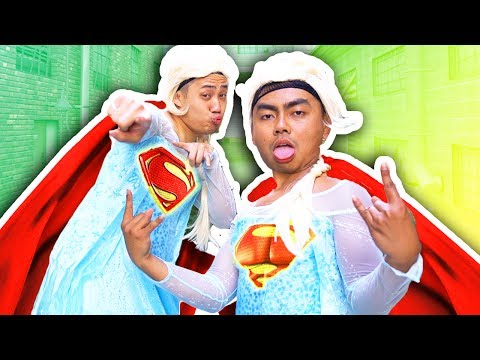 Thumbnail: GUAVA JUICE TRIES TO BE A SUPERHERO!