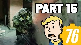 Fallout 76 Walkthrough Gameplay Part 16 - SLENDERMAN? + FULL GAME (Xbox One X Fallout 76)