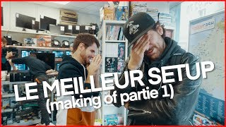 QUI AURA LE MEILLEUR SETUP GAMING ? /Shadow Making-of Partie 1/