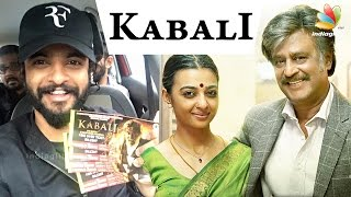 Neeraj Madhav Kabali FDFS Experience With Public | Review