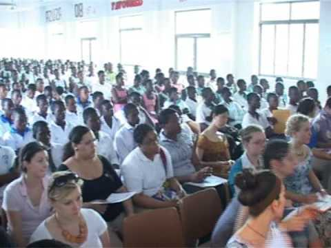 Babson Undergraduates Teach Entrepreneurship In Ghana