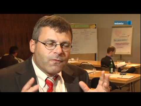 Prof. Dr.-Ing. Martin Schmauder, Head of the Institute for Technical Logistics and Work Systems