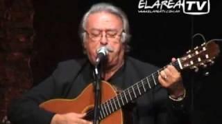 Cancion de las simples cosas Cesar Isella   www.elareatv.com.ar.wmv
