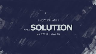 Climate change - Solution