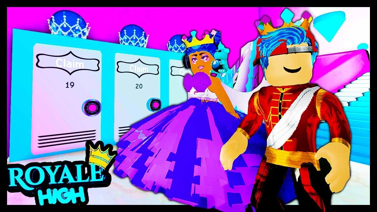 My First Day Back In Royale High School Roblox Royal High School Roblox Royale High Update 2018 Youtube