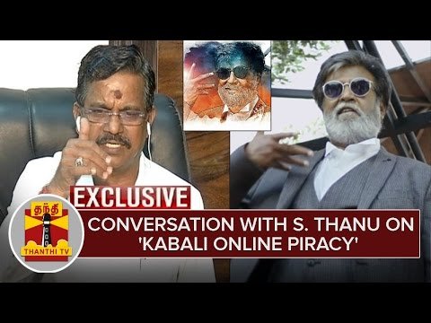 Exclusive Conversation with Producer Kalaipuli S. Thanu on