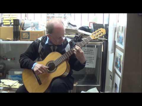 American Custom Built Flamenco Guitar Solea