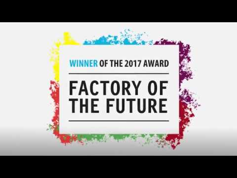 Factory of the Future 2017 Veranneman Technical Textiles