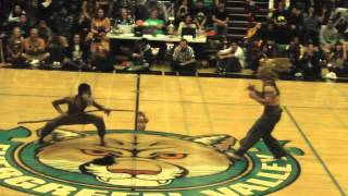 LION KING - Senior Skit - EVHS Battle of the Classes 2012