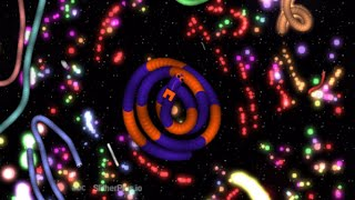 SLITHER.IO HACK // Custom SLITHER // My new HIGH SCORE 34k+