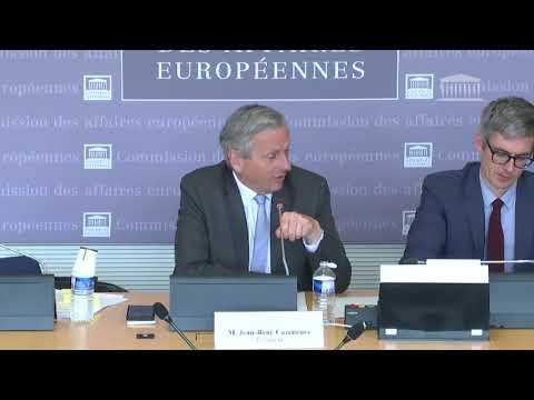 DCT Olivier Gaillard sur la différenciation territoriale / révision constitutionnelle 3