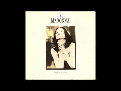 Madonna - Like A Prayer (Male Version)