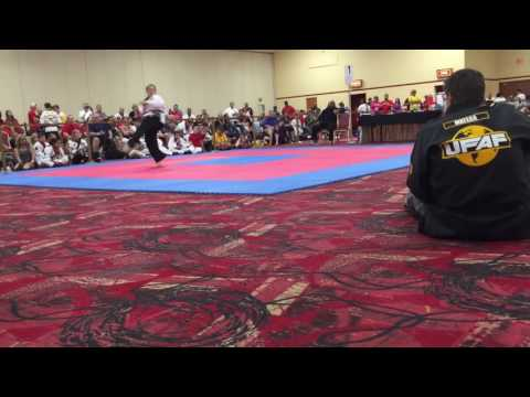 UFAF ITC 2016 - Adult Grands Competition - Britini D'Angelo