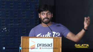 Enna Satham Indha Neram Press Meet