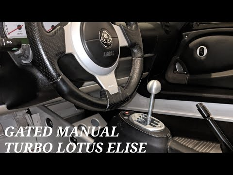 MITCH DORE | LOTUS 6 Speed Gated Manual How To INSTALL PT.1