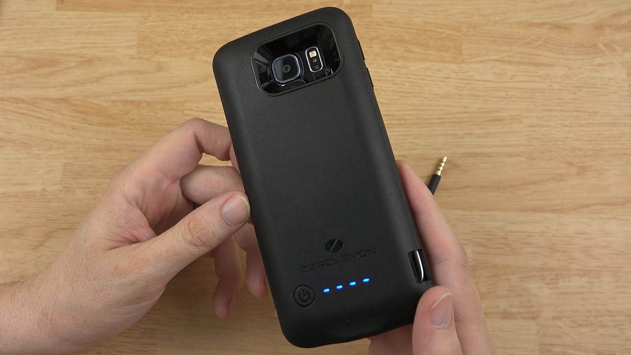 battery phone case samsung s6