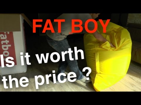 Bean Bag Fat Boy Is It Worth The Price