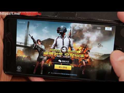 видео: Официальный pubg mobile на android