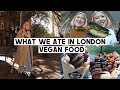 What We Ate During London Trip (Best Vegan Places) | Q2HAN