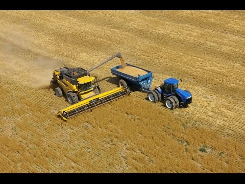 The Most Advanced Technology Harvest Farming in USA- MODERN Tech#1