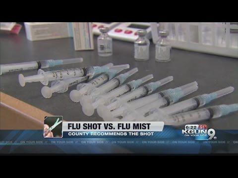 FluMist versus. a Flu Shot