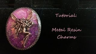 [TUTORIAL] Metal Resin Charms