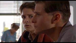 Geleceğe Dönüş 1 (4/10) George McFly (Back to the Future)