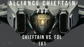 Alliance Chieftain vs. Fer-De-Lance PVP